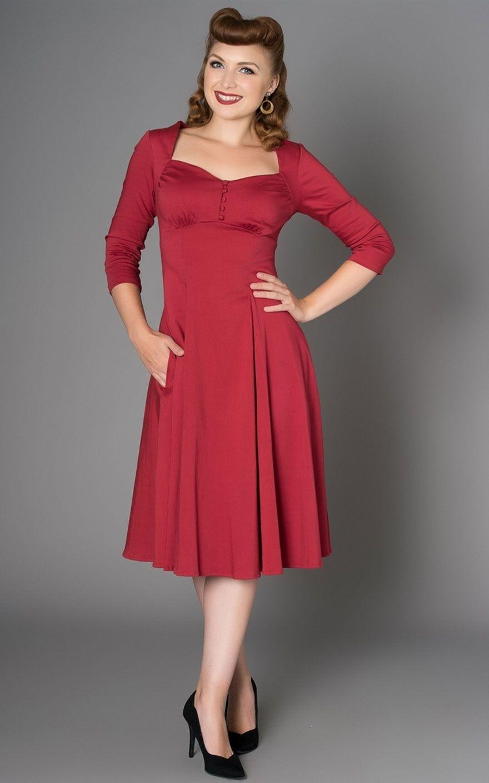 Formal Luxurius Kleider In Rot Spezialgebiet20 Genial Kleider In Rot Galerie