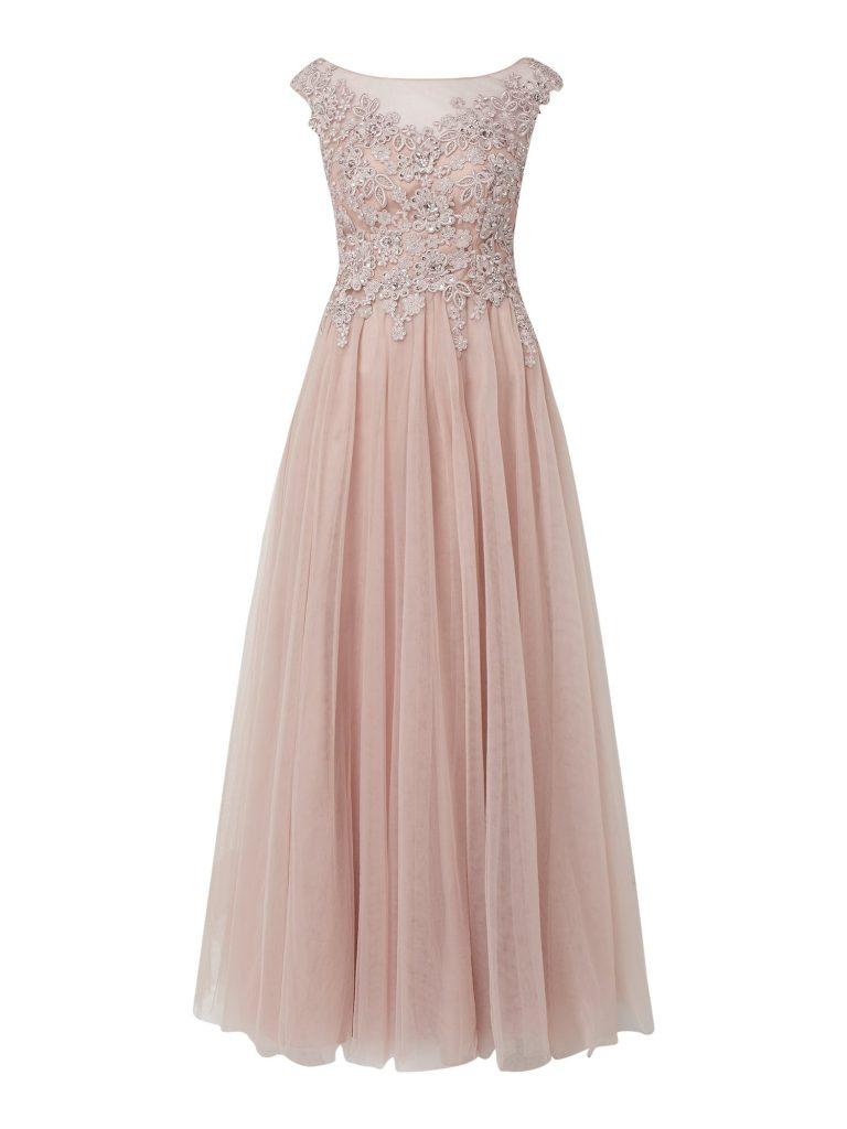 Schön Luxuar Limited Abendkleid Ärmel - Abendkleid