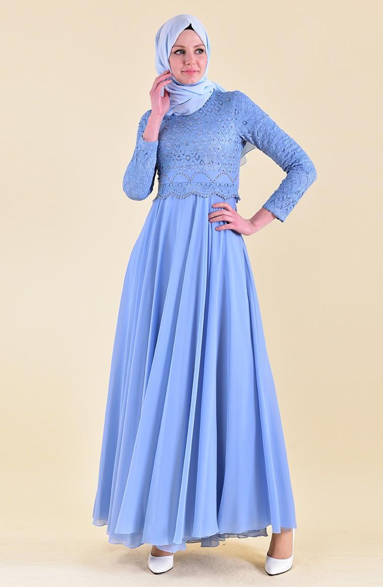 Designer Leicht Blau Abendkleid Spezialgebiet13 Spektakulär Blau Abendkleid Boutique