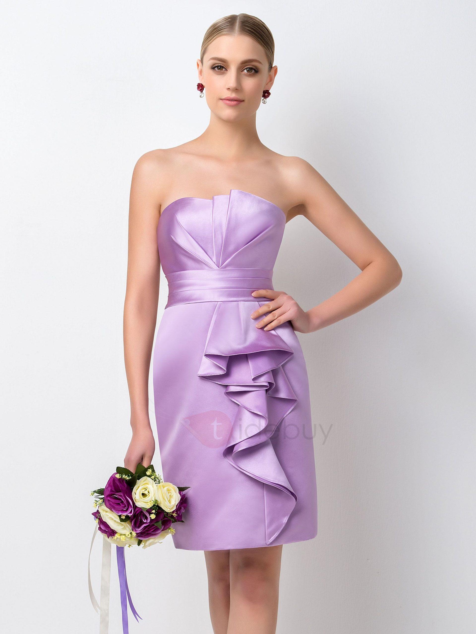 Fantastisch Flieder Kleid Kurz Design13 Kreativ Flieder Kleid Kurz Bester Preis