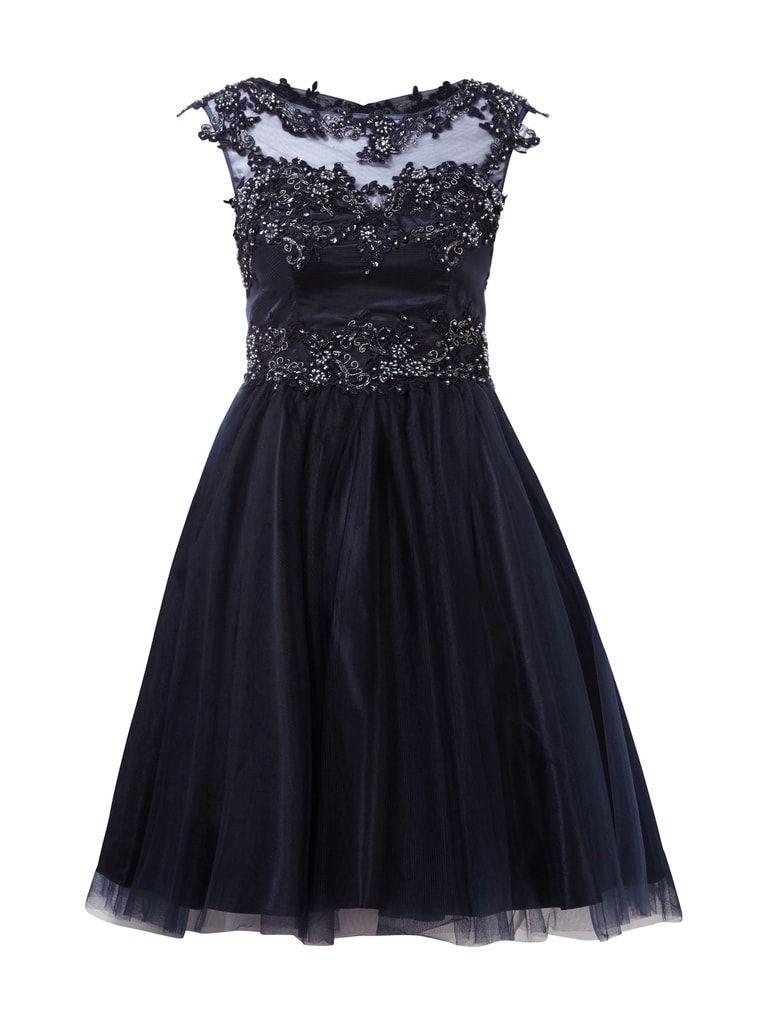 15 Einfach P&C Abendkleid Dunkelblau Vertrieb17 Leicht P&C Abendkleid Dunkelblau Boutique