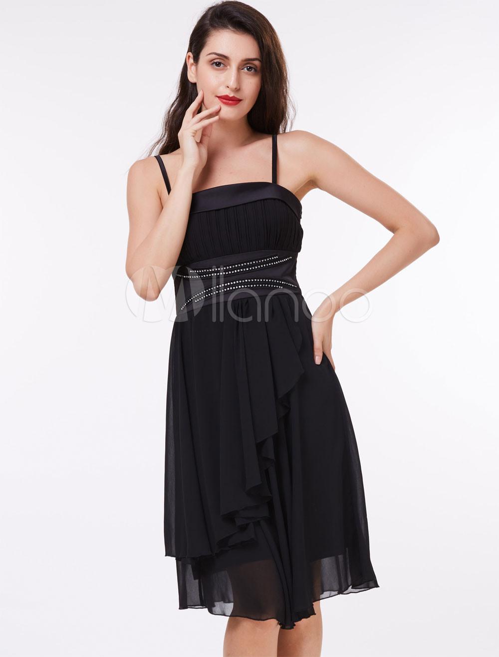 Top Kleines Schwarzes Kleid Cocktailkleid Abend Galerie - Abendkleid