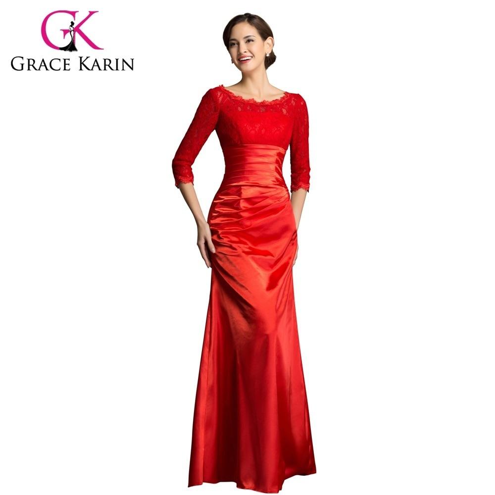 Abend Einfach Abendkleid Lang Rot Stylish Perfekt Abendkleid Lang Rot Boutique