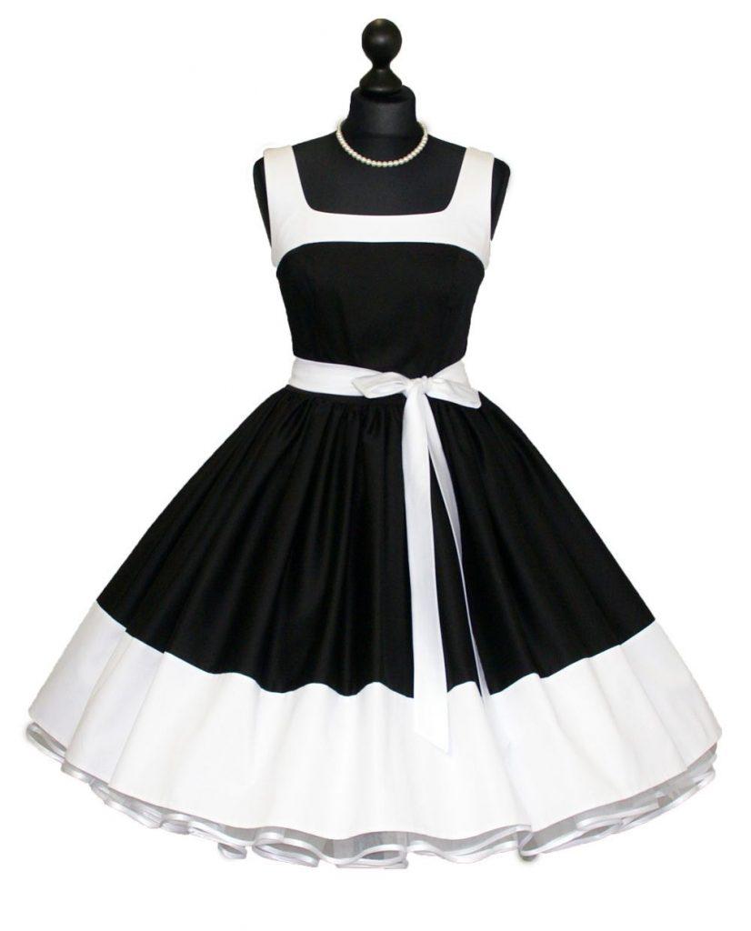 10 Cool Abendkleider Kurz Schwarz Weiss Stylish - Abendkleid