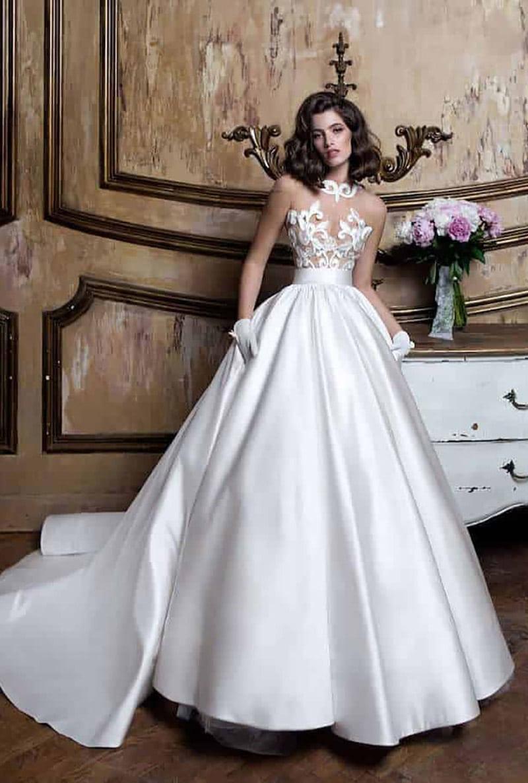 Designer Luxus Außergewöhnliche Brautkleider für 2019Formal Cool Außergewöhnliche Brautkleider Bester Preis