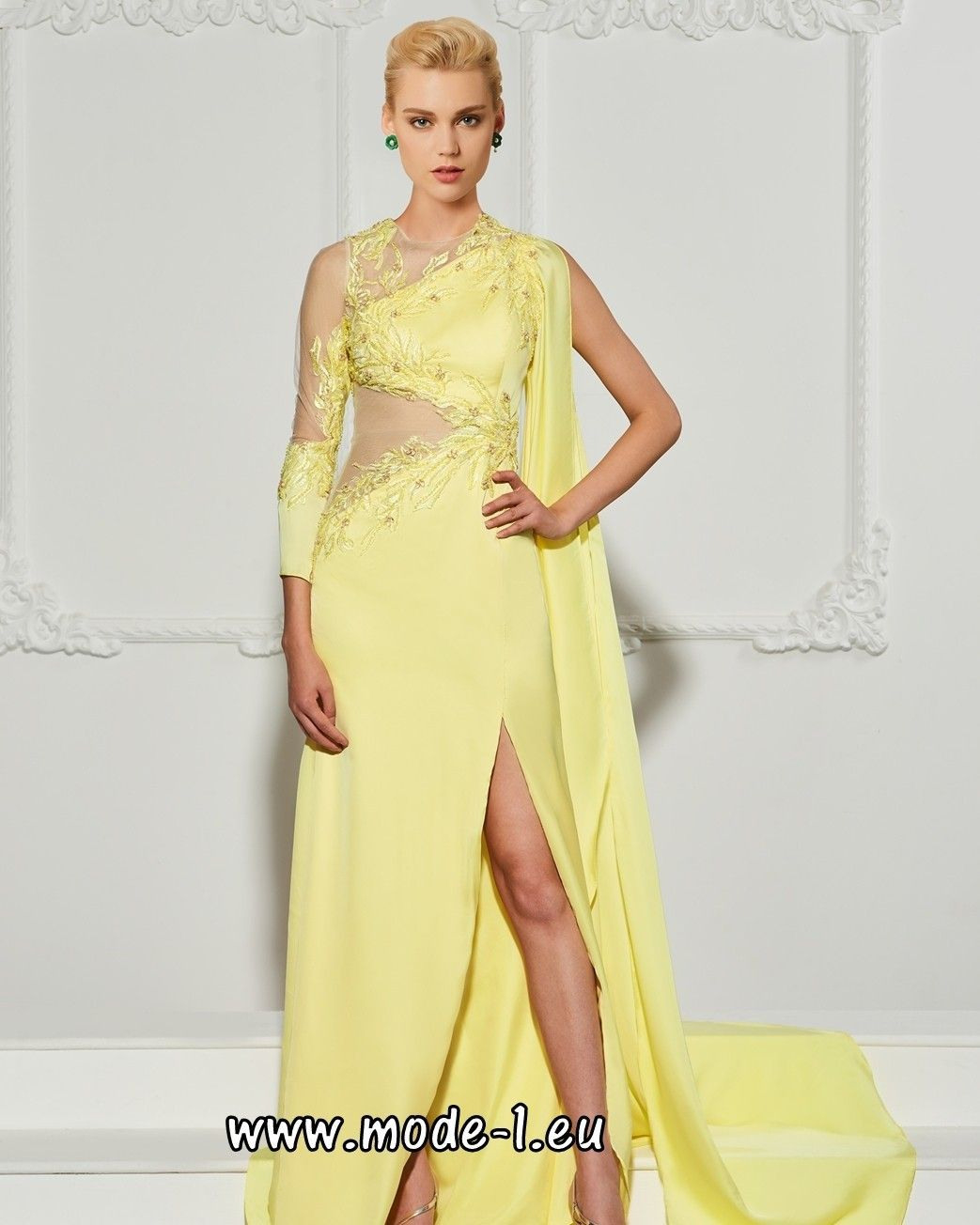 15 Coolste Abend Kleider In Gelb Ärmel15 Wunderbar Abend Kleider In Gelb Vertrieb
