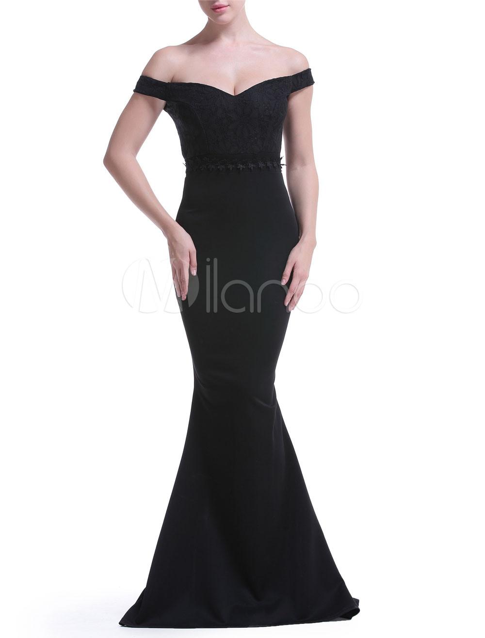 Coolste Abendkleid Carmen Ausschnitt Lang Spezialgebiet Leicht Abendkleid Carmen Ausschnitt Lang Design
