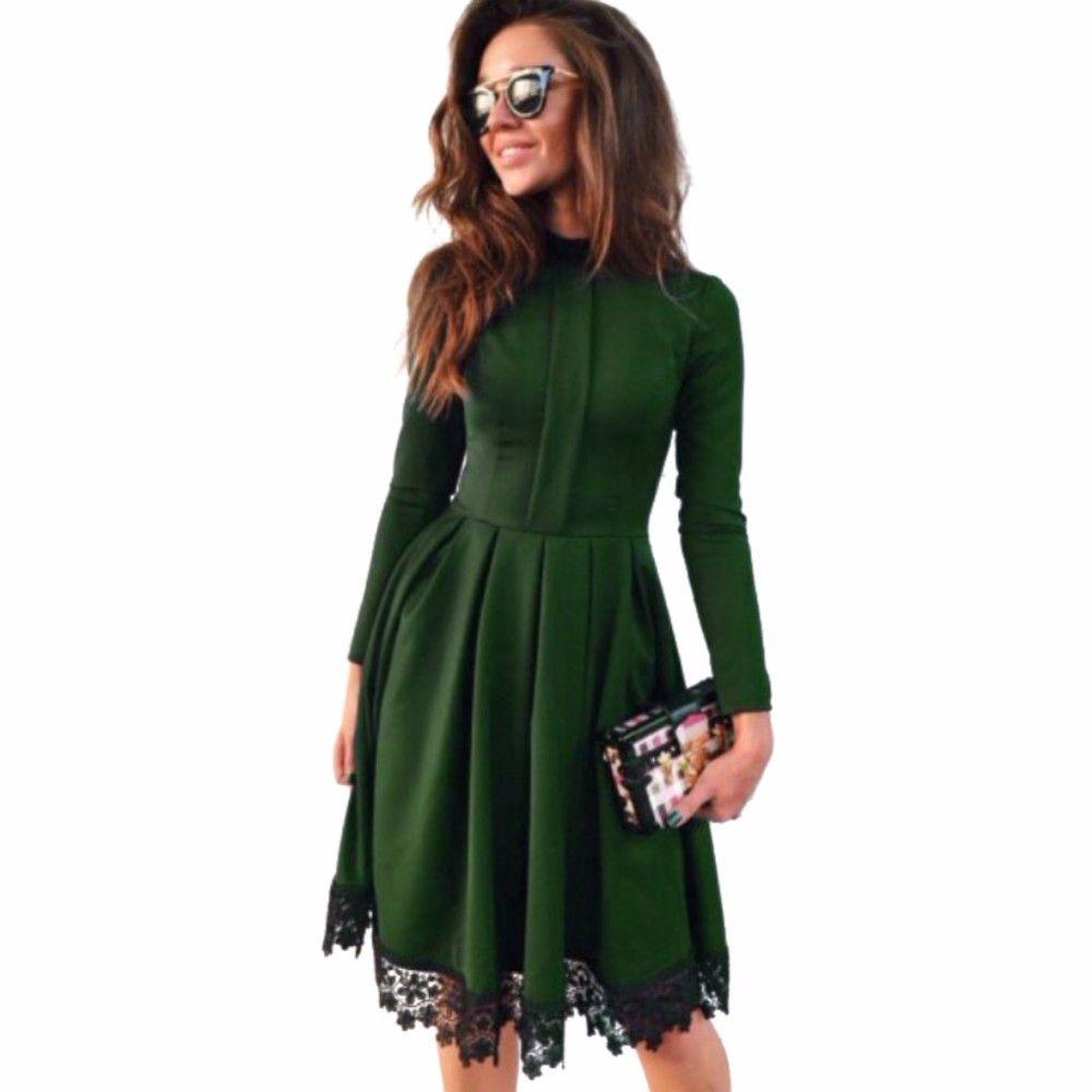 15 Leicht Grünes Kleid Spitze Galerie15 Schön Grünes Kleid Spitze für 2019