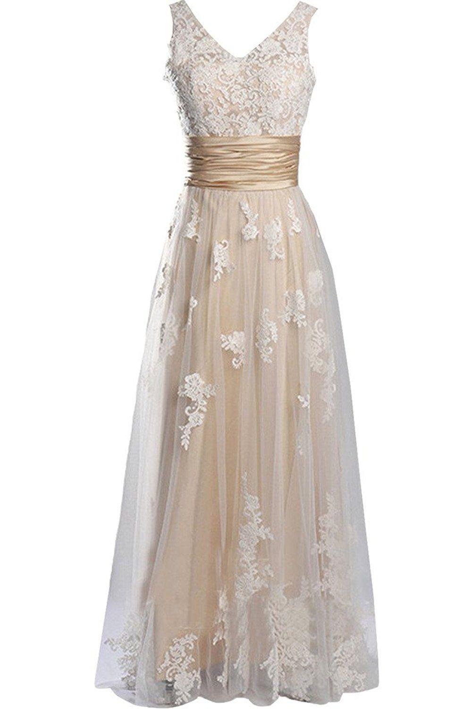 9 Fantastisch Abendkleid Champagner Lang Design - Abendkleid