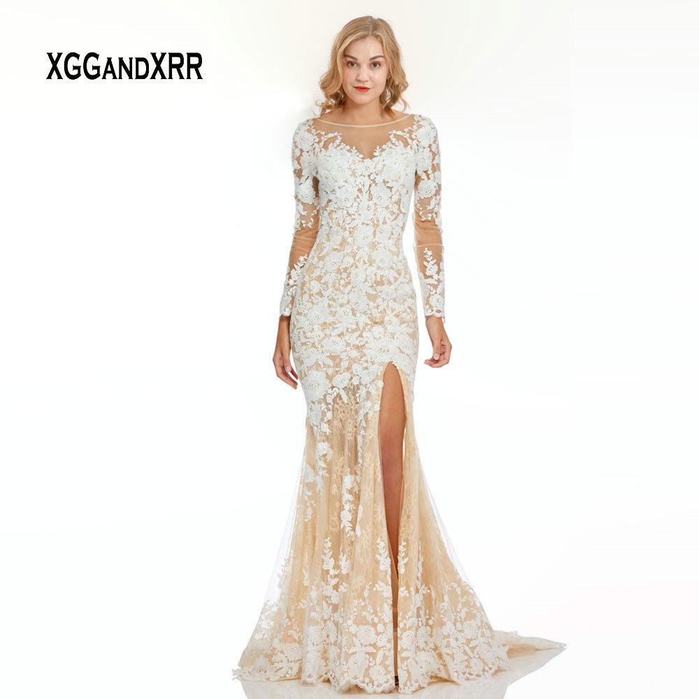 Genial Abendkleid Weiß Spitze Galerie15 Einzigartig Abendkleid Weiß Spitze Vertrieb