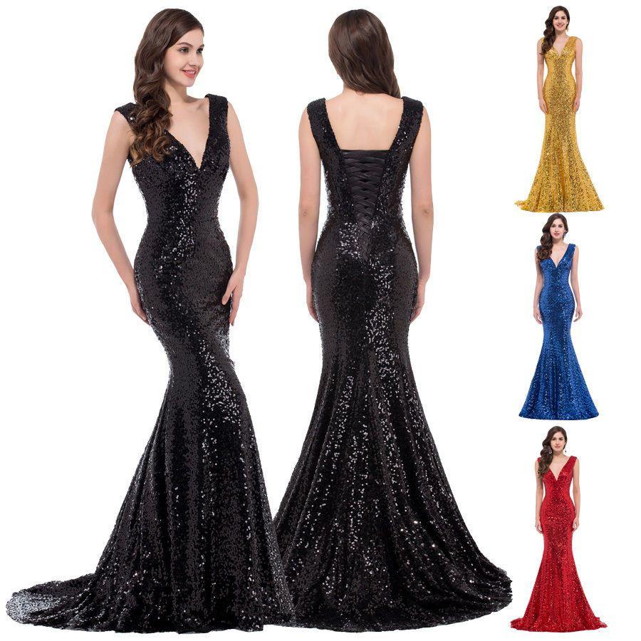 Abend Schön Abendkleider Pailletten Damen Kleider Boutique20 Einzigartig Abendkleider Pailletten Damen Kleider Boutique