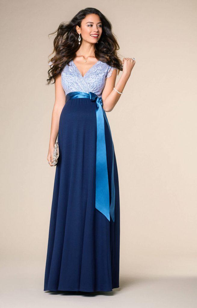 10 Genial Abendkleid Lang Blau Design - Abendkleid