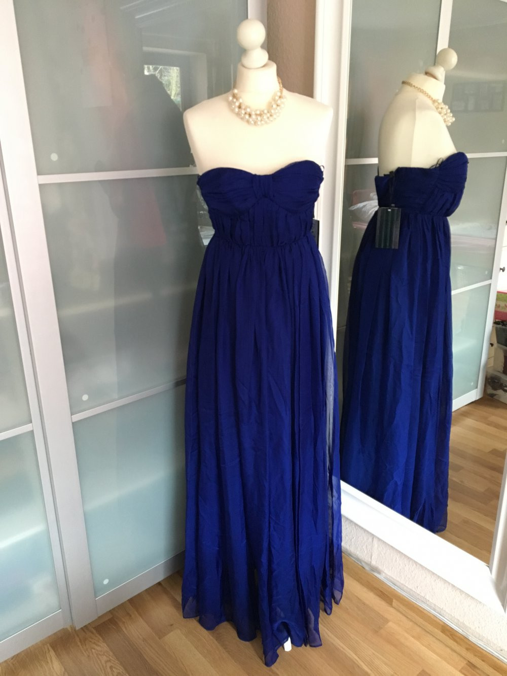 Leicht Abendkleid Royalblau VertriebDesigner Großartig Abendkleid Royalblau Galerie