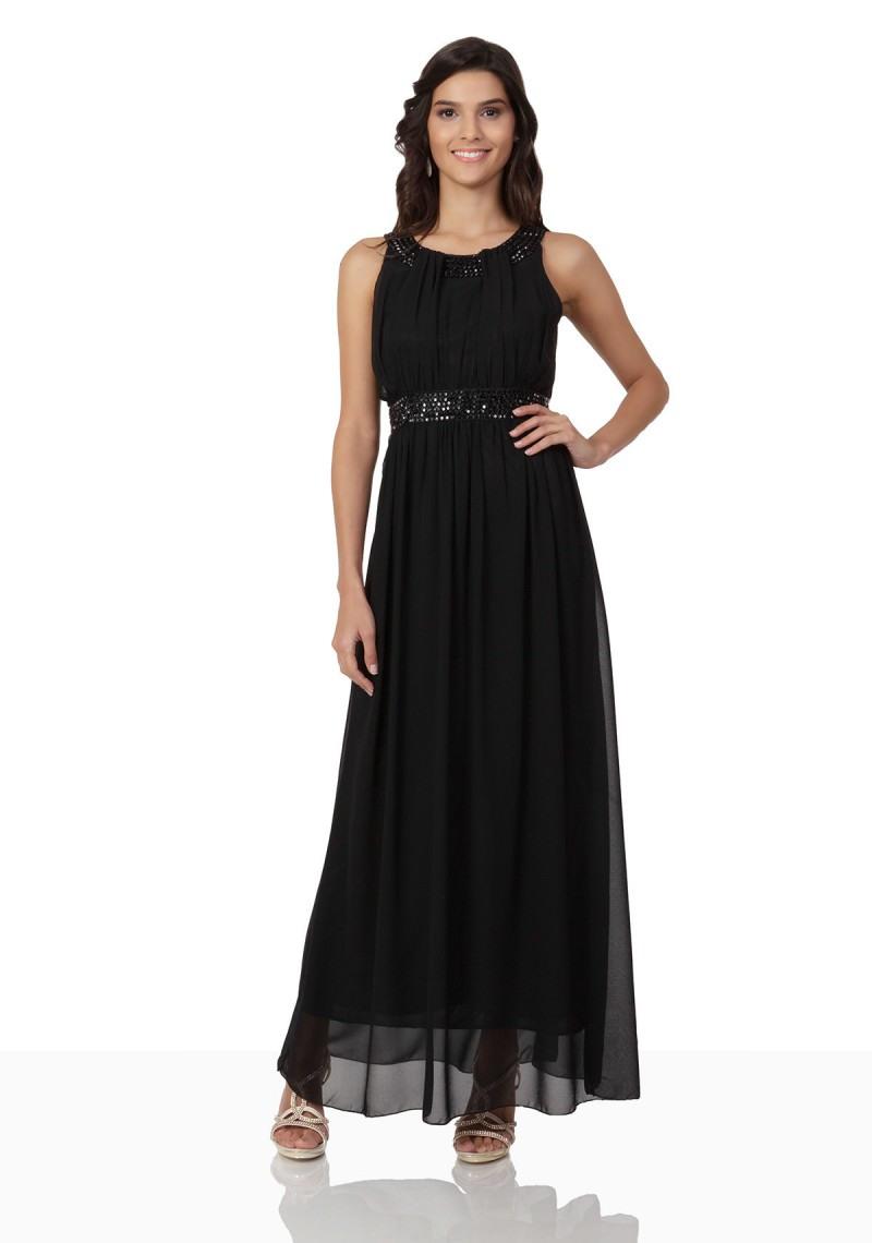 20 Einfach Abendkleid Schwarz Schlicht Bester Preis Einzigartig Abendkleid Schwarz Schlicht Ärmel