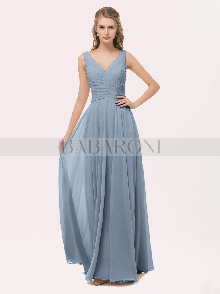 10 Genial Abendkleid V Ausschnitt Lang Ärmel - Abendkleid