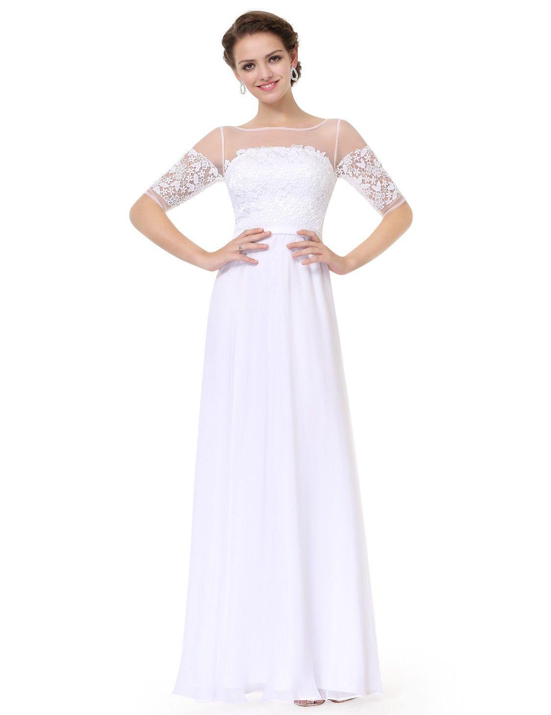 15 Spektakulär Langes Abendkleid Weiß Design17 Schön Langes Abendkleid Weiß für 2019