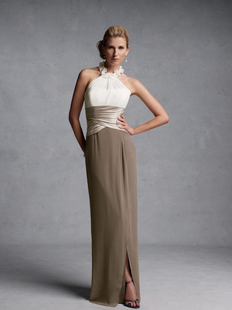 8 Luxurius Neckholder Abendkleid Lang Bester Preis - Abendkleid