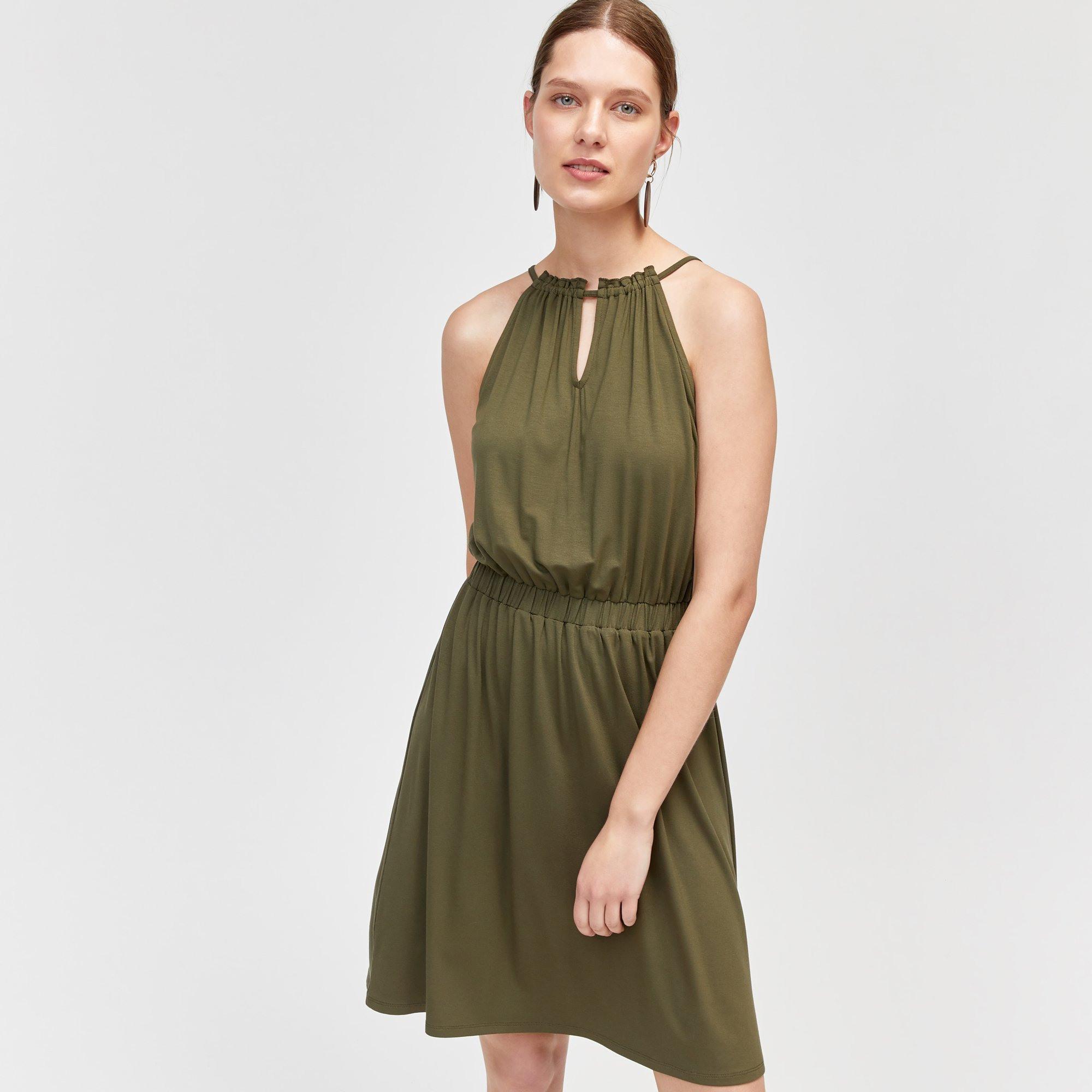 13 Fantastisch Neckholder Kleid Ärmel10 Cool Neckholder Kleid für 2019
