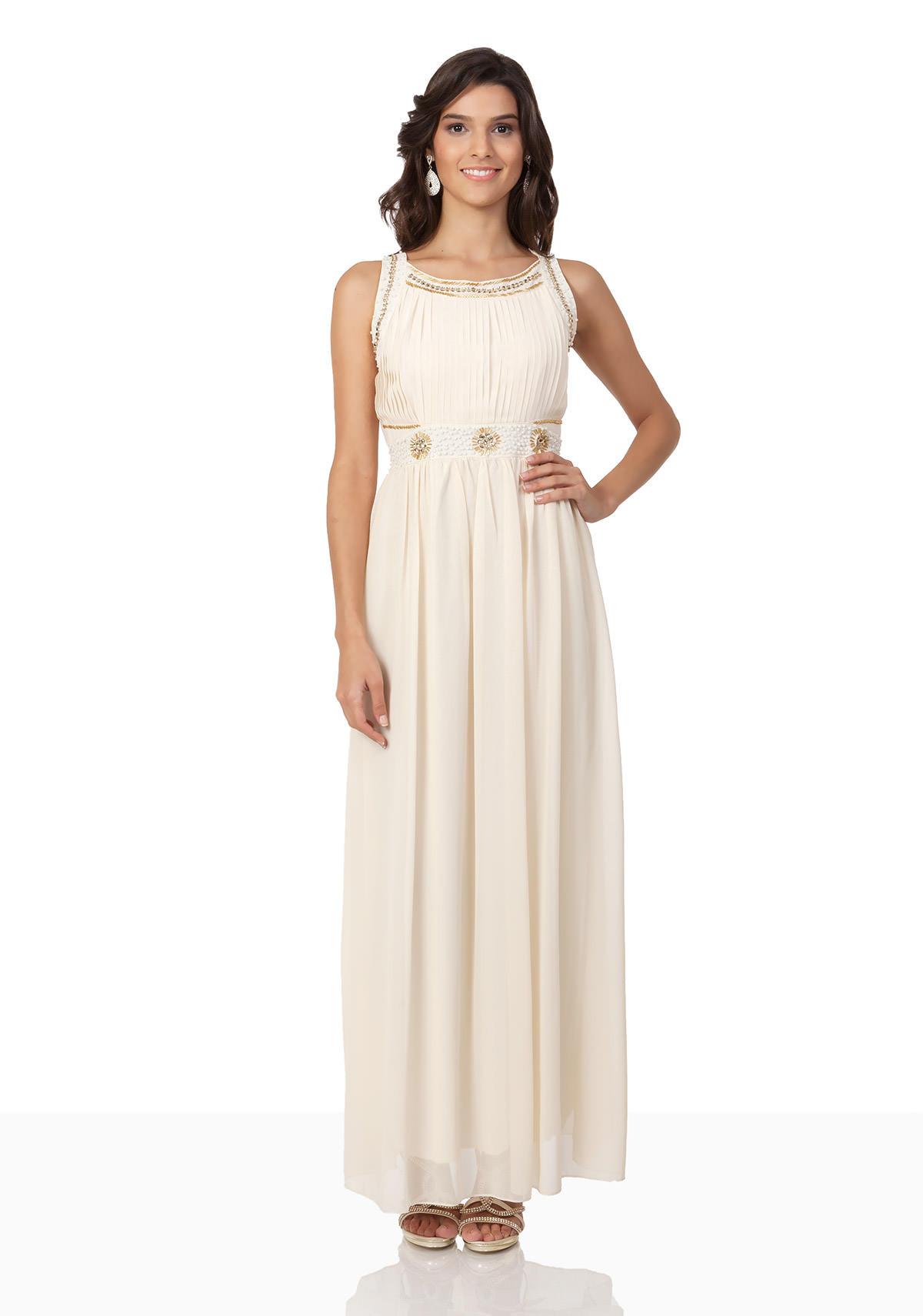 10 Cool Abendkleid Beige Vertrieb Genial Abendkleid Beige Bester Preis