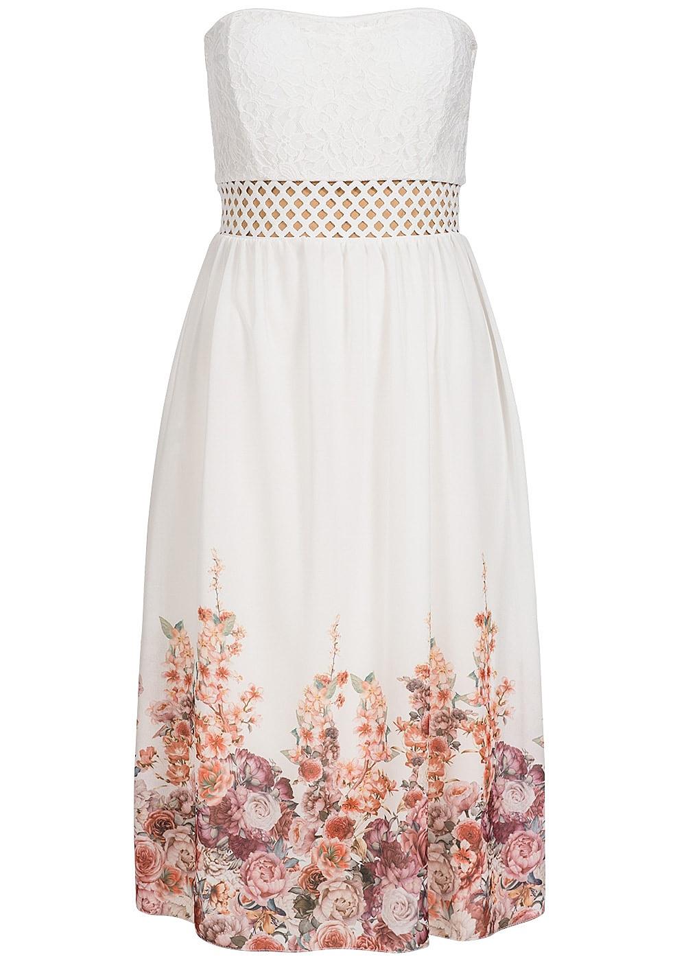 Designer Spektakulär Kleid Weiß Blumen Galerie15 Genial Kleid Weiß Blumen Galerie