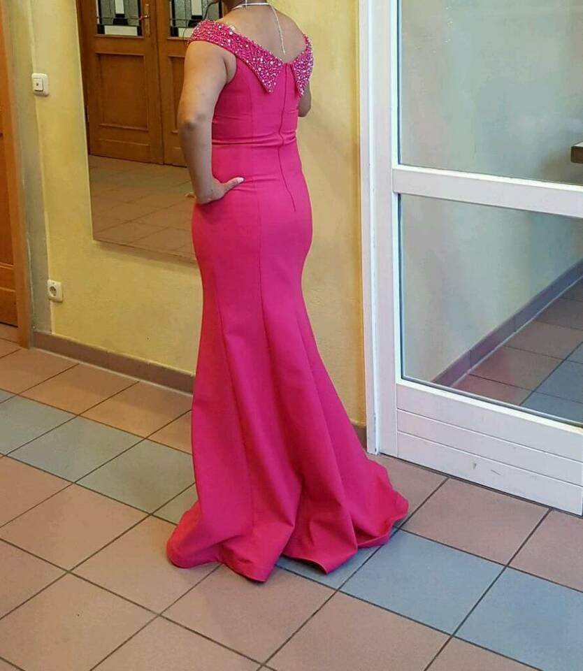 Top Pinkes Abendkleid Design15 Erstaunlich Pinkes Abendkleid Boutique