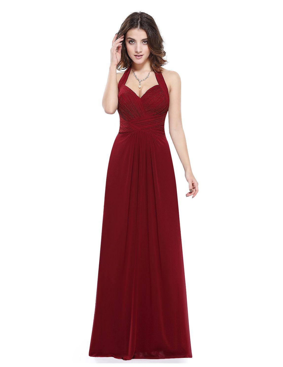 20 Schön Abendkleid Bordeaux Rot Galerie Erstaunlich Abendkleid Bordeaux Rot Design