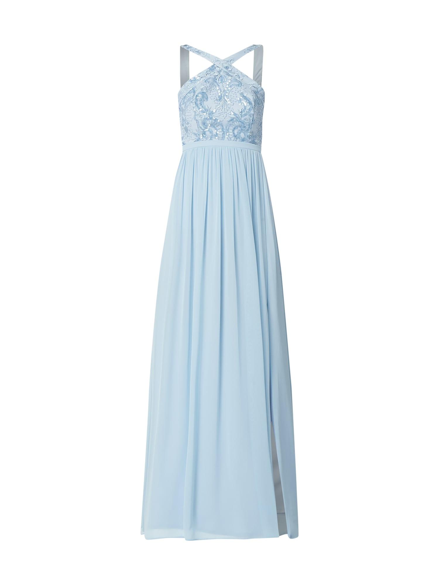 20 Erstaunlich Abendkleid Hellblau Lang Bester Preis17 Schön Abendkleid Hellblau Lang Ärmel