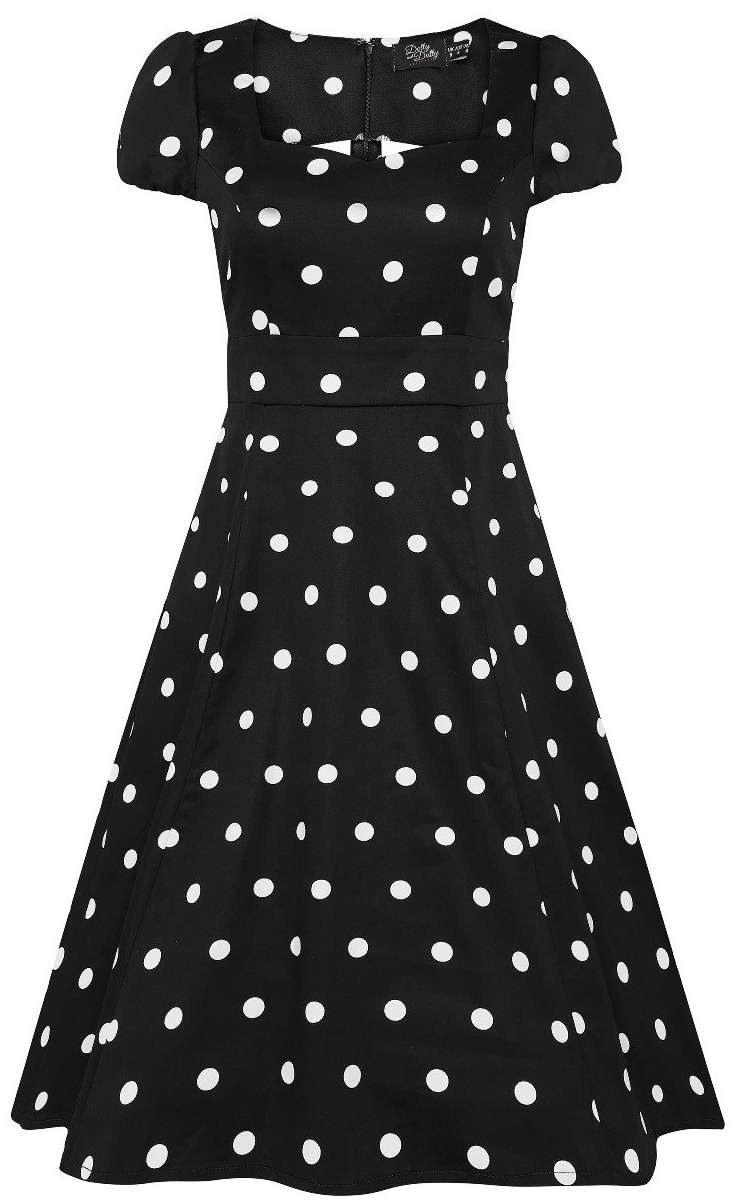 15 Cool Kleid Punkte Ärmel17 Schön Kleid Punkte für 2019