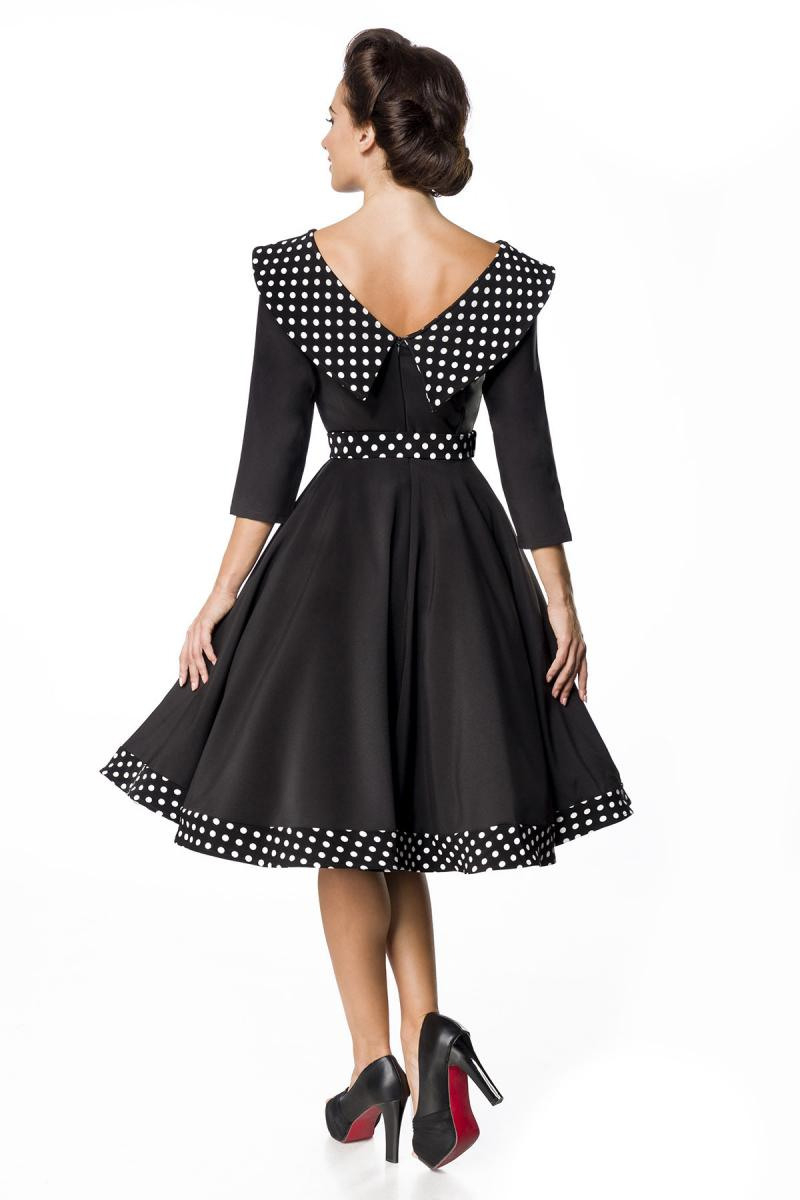 Formal Schön Kleid Mit Punkten Stylish15 Kreativ Kleid Mit Punkten Boutique