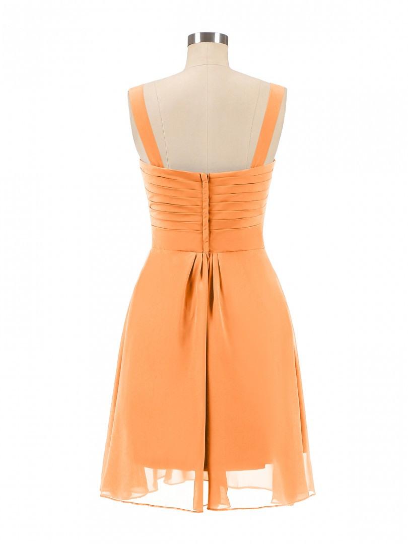 20 Spektakulär Kleid Orange Kurz Design Erstaunlich Kleid Orange Kurz Stylish