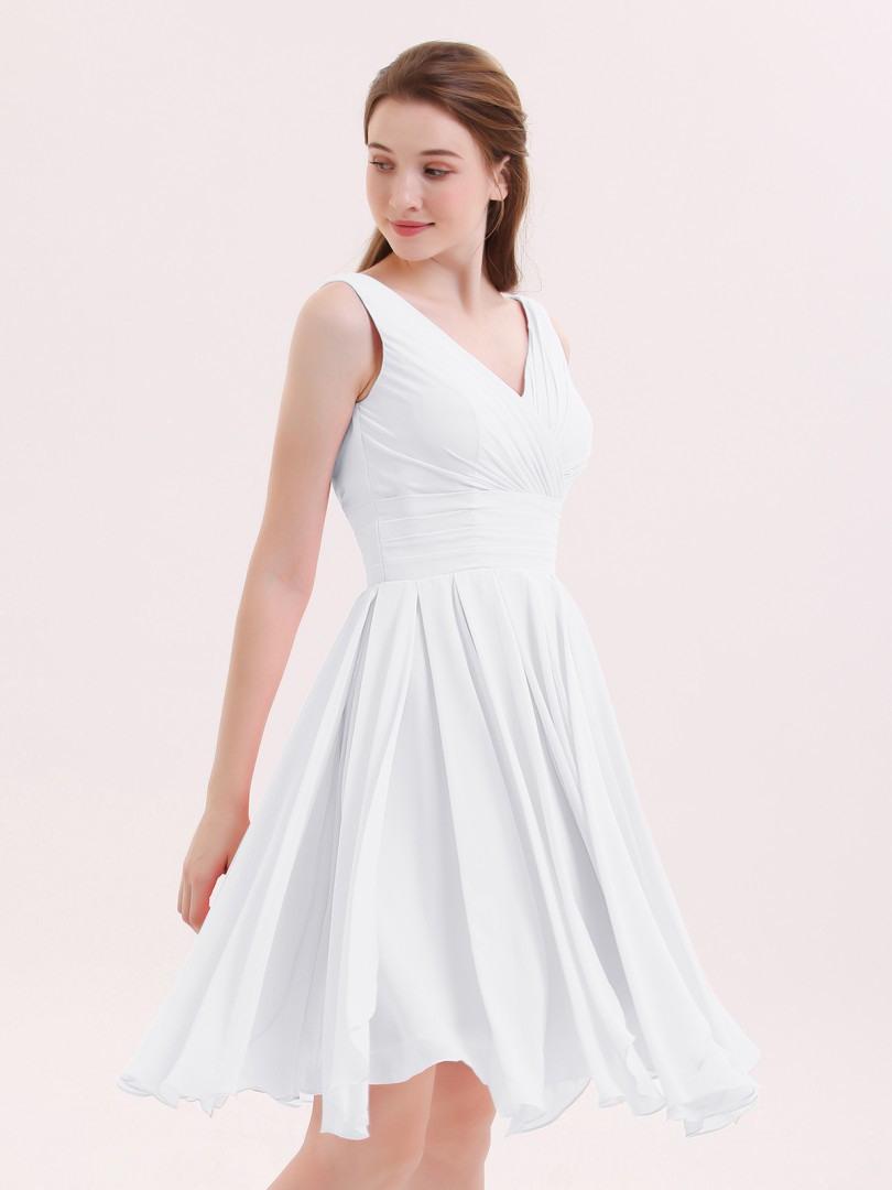 Designer Fantastisch Kleid Weiß Kurz Vertrieb15 Genial Kleid Weiß Kurz für 2019