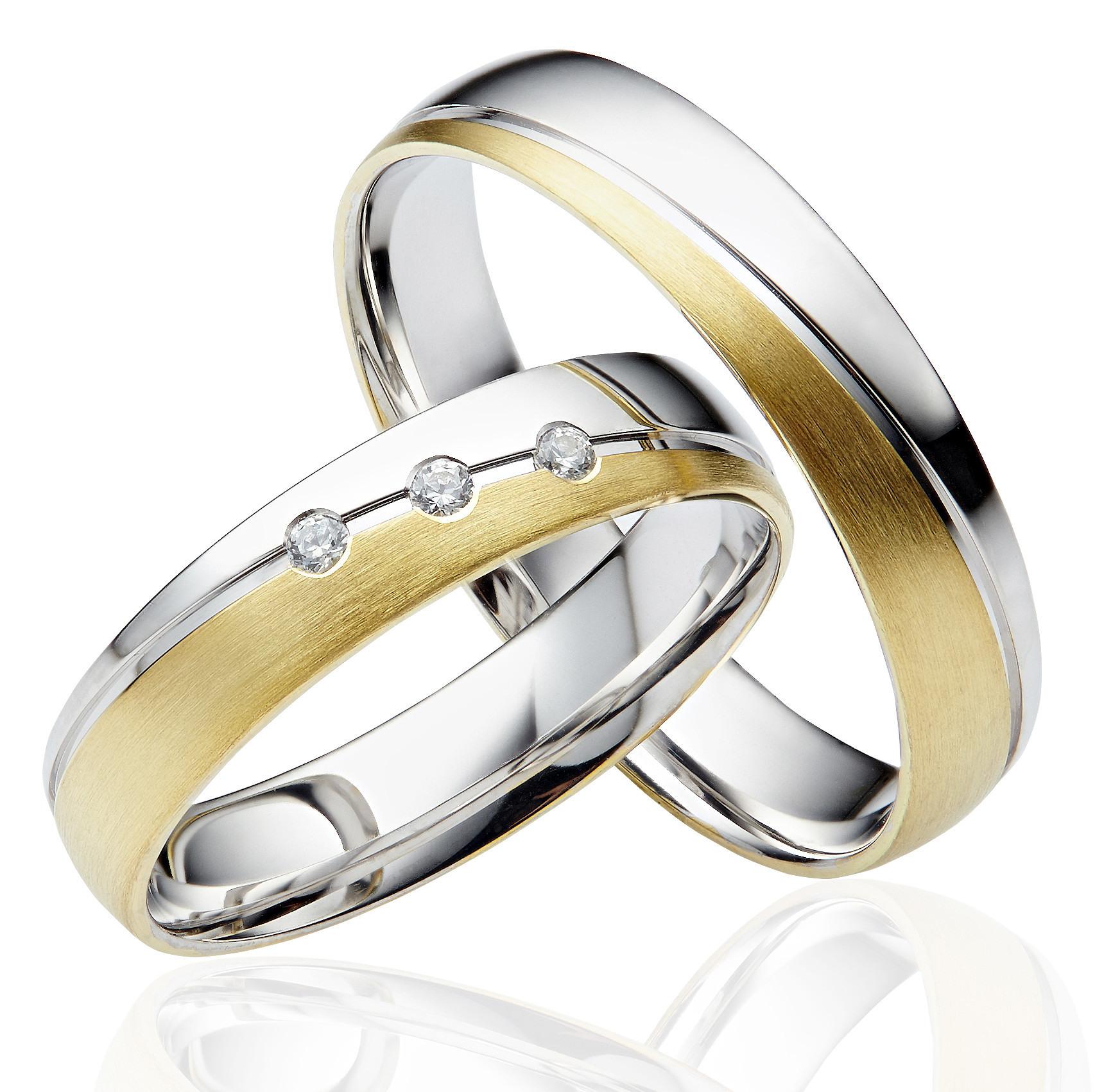 100+ [ Eheringe Gold Paarpreis ] | Trauringe Weissgold