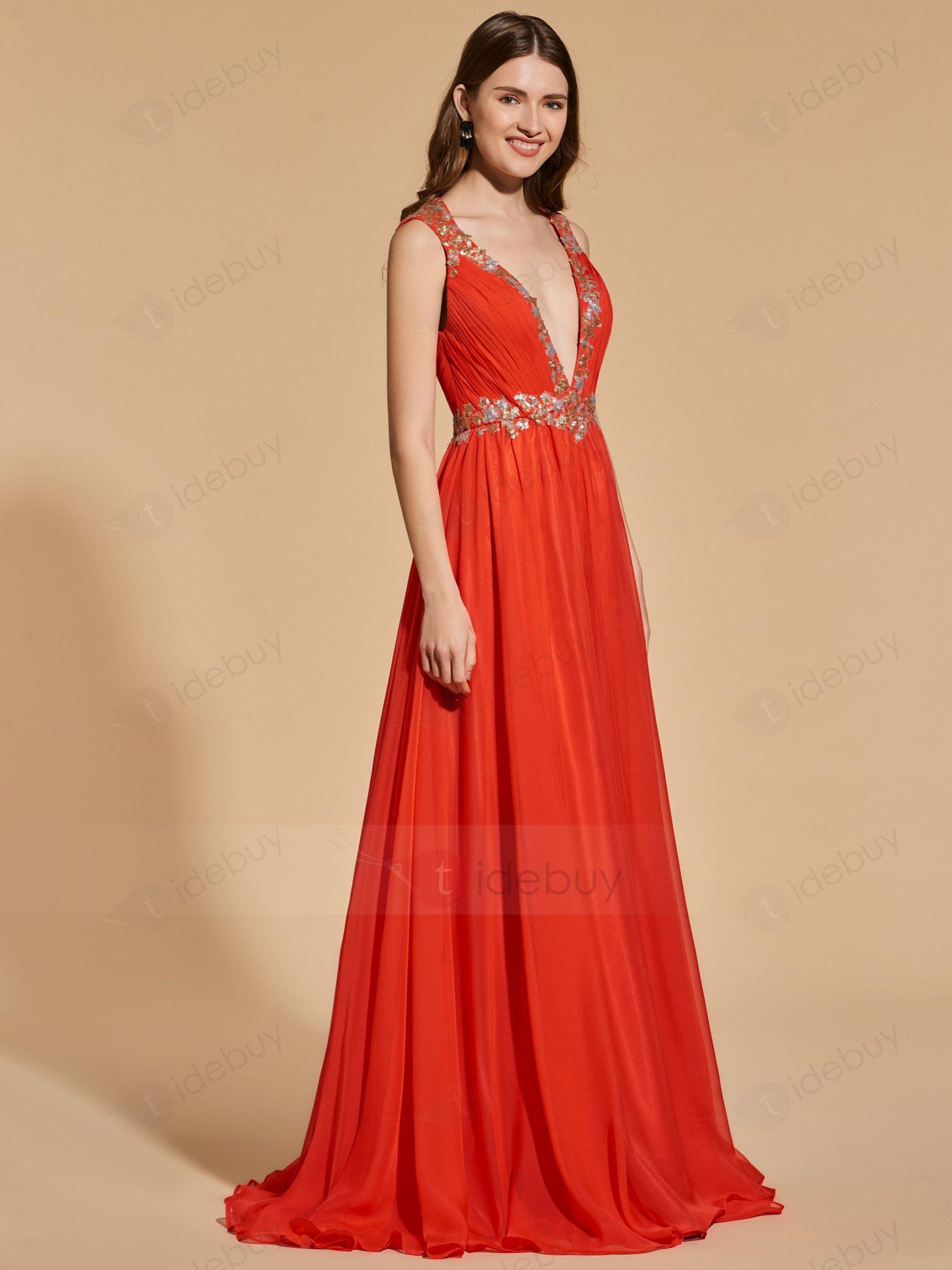 Abend Einfach Abendkleid Tiefer Ausschnitt Bester PreisAbend Coolste Abendkleid Tiefer Ausschnitt Boutique