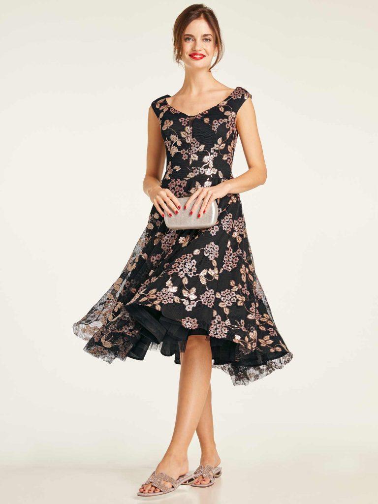 19 Ausgezeichnet Kleid Hochzeitsgast Sommer Spezialgebiet - Abendkleid