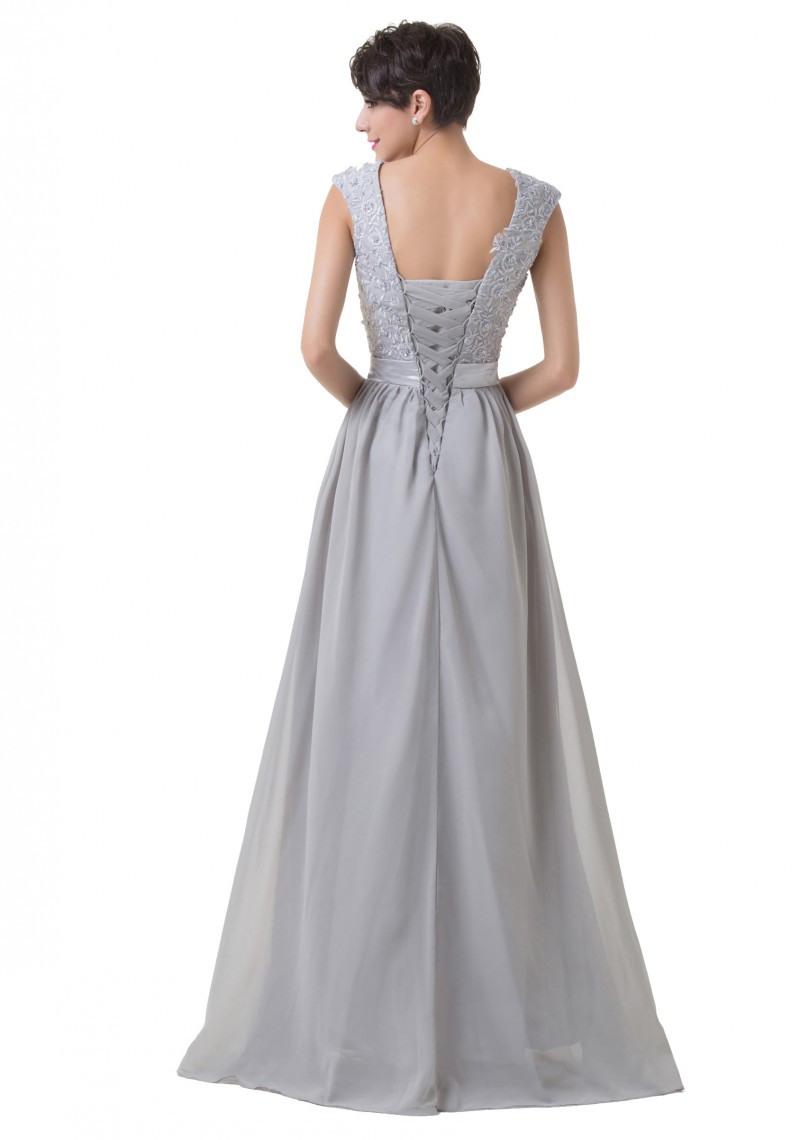Designer Elegant Silber Abend Kleid Galerie13 Coolste Silber Abend Kleid Bester Preis