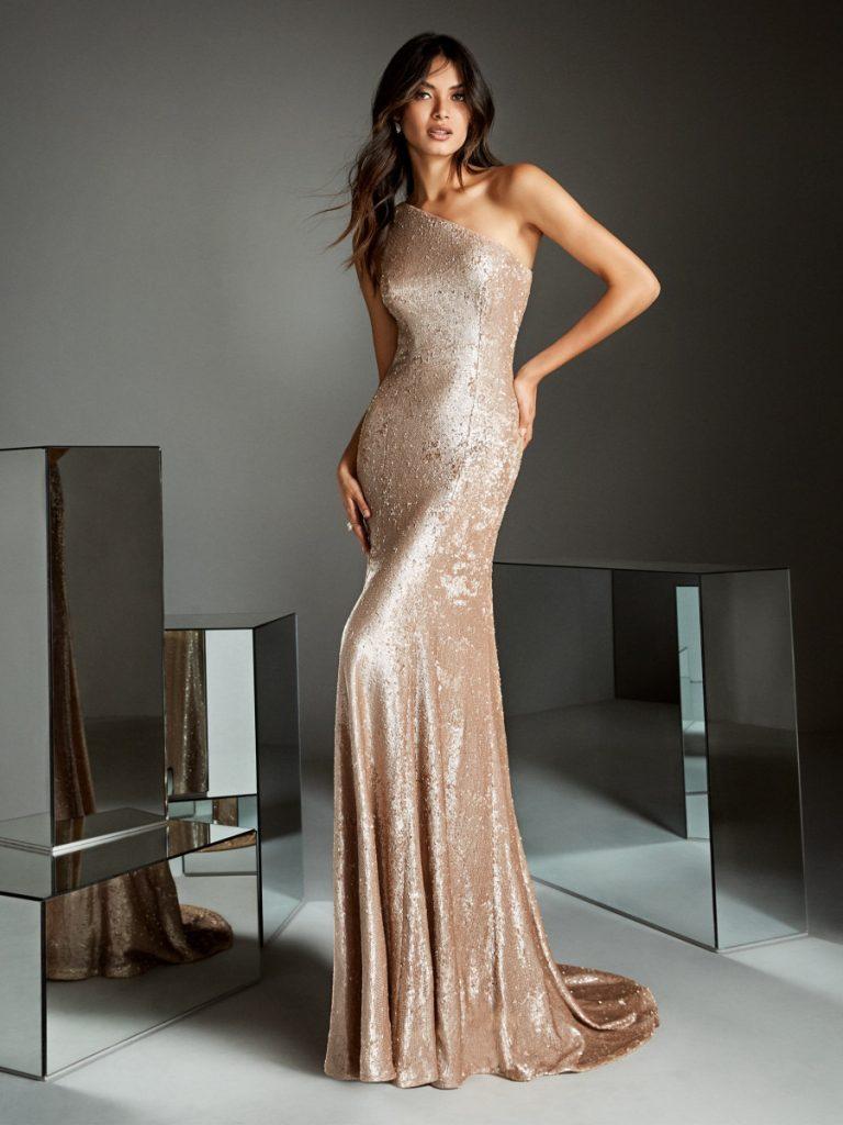 9 Einfach Pronovias Abendkleid Ärmel - Abendkleid