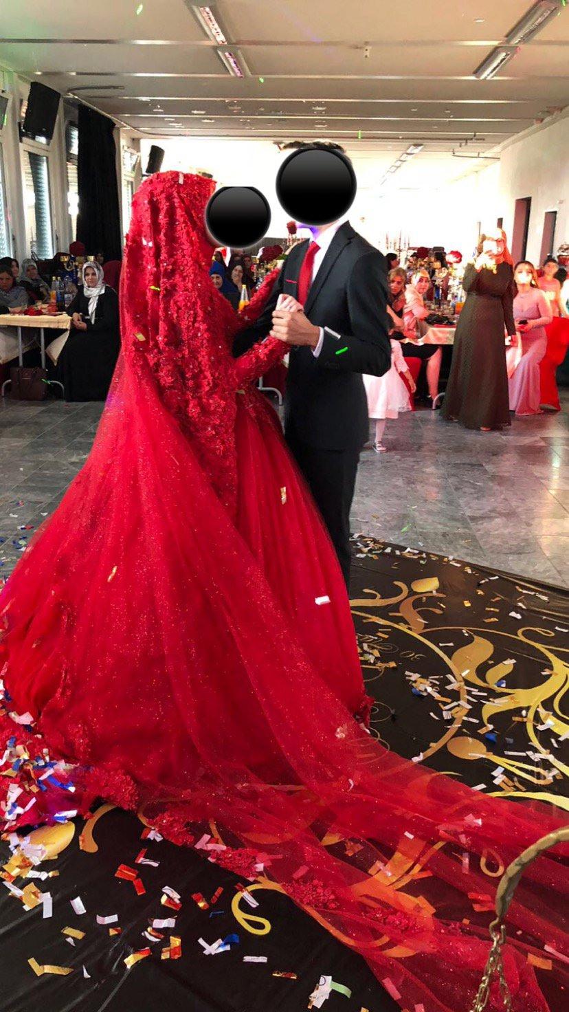 10 Ausgezeichnet Rotes Kleid Henna Abend Design13 Top Rotes Kleid Henna Abend Vertrieb