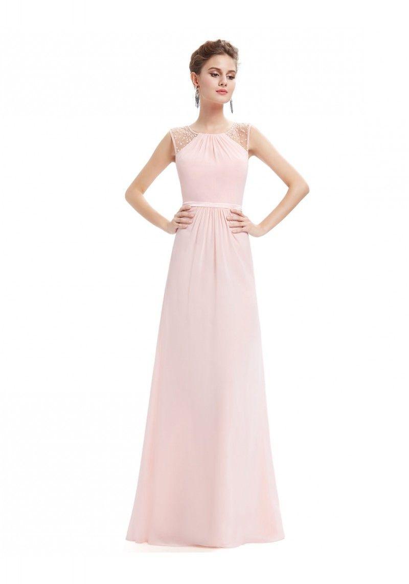 Leicht Abendkleider Rosa ÄrmelDesigner Cool Abendkleider Rosa Stylish