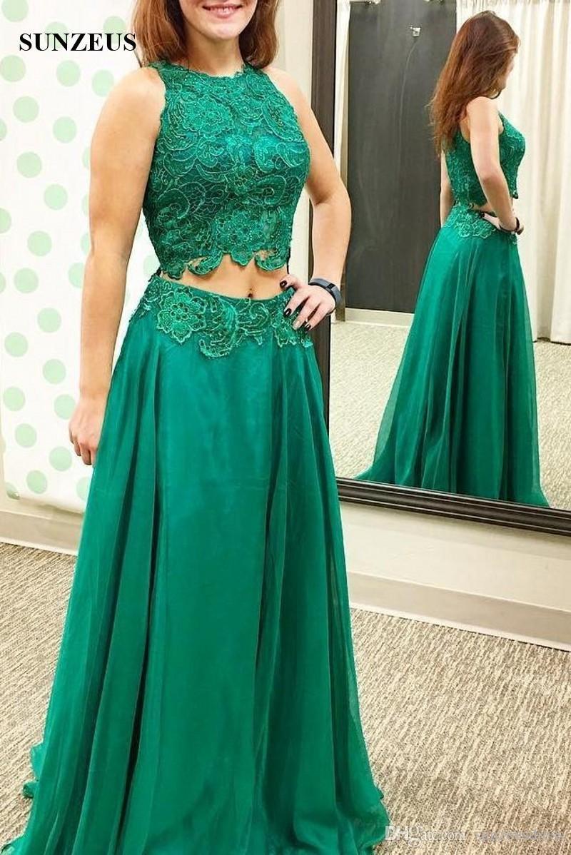 Abend Luxus Zweiteiler Abendkleid Vertrieb Top Zweiteiler Abendkleid Boutique