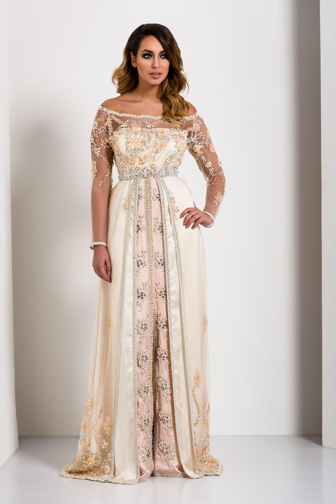 20 Fantastisch Kaftan Abendkleid Stylish - Abendkleid