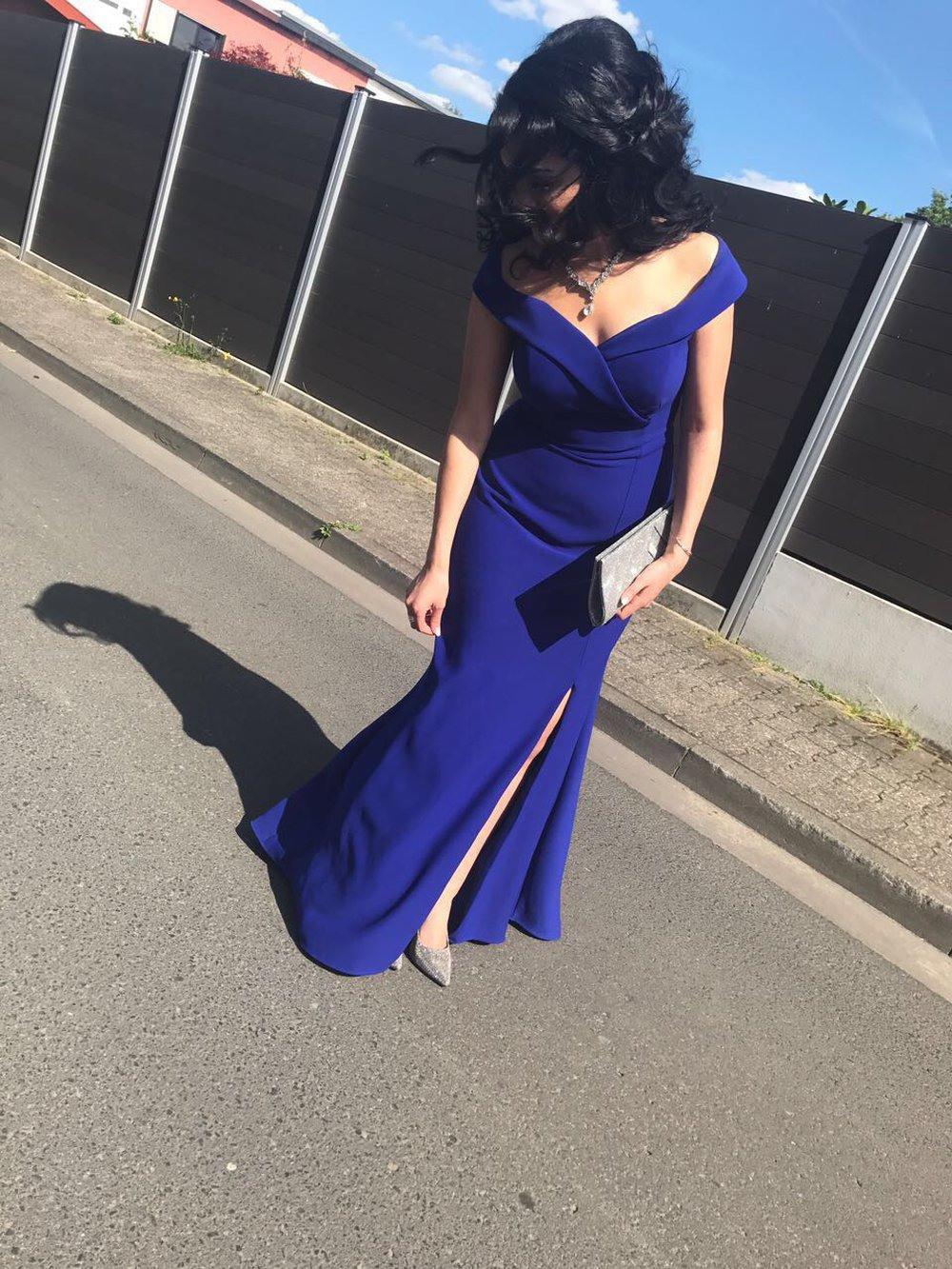 15 Top Blaues Abendkleid Bester Preis Schön Blaues Abendkleid Vertrieb