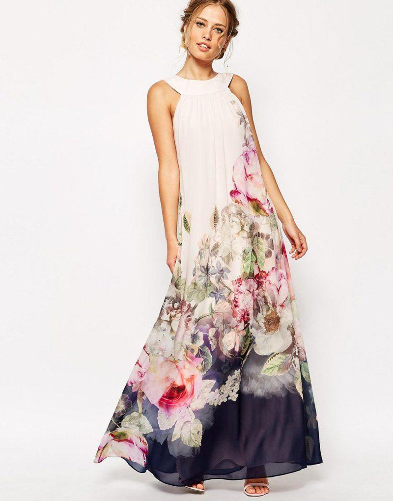 20 Schön Festliche Blumenkleider Galerie15 Elegant Festliche Blumenkleider Ärmel
