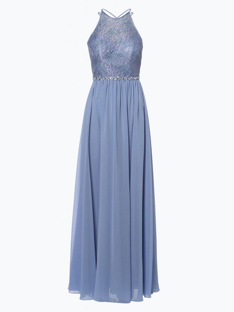 12 Großartig Abendkleid Hellblau Lang Spezialgebiet - Abendkleid