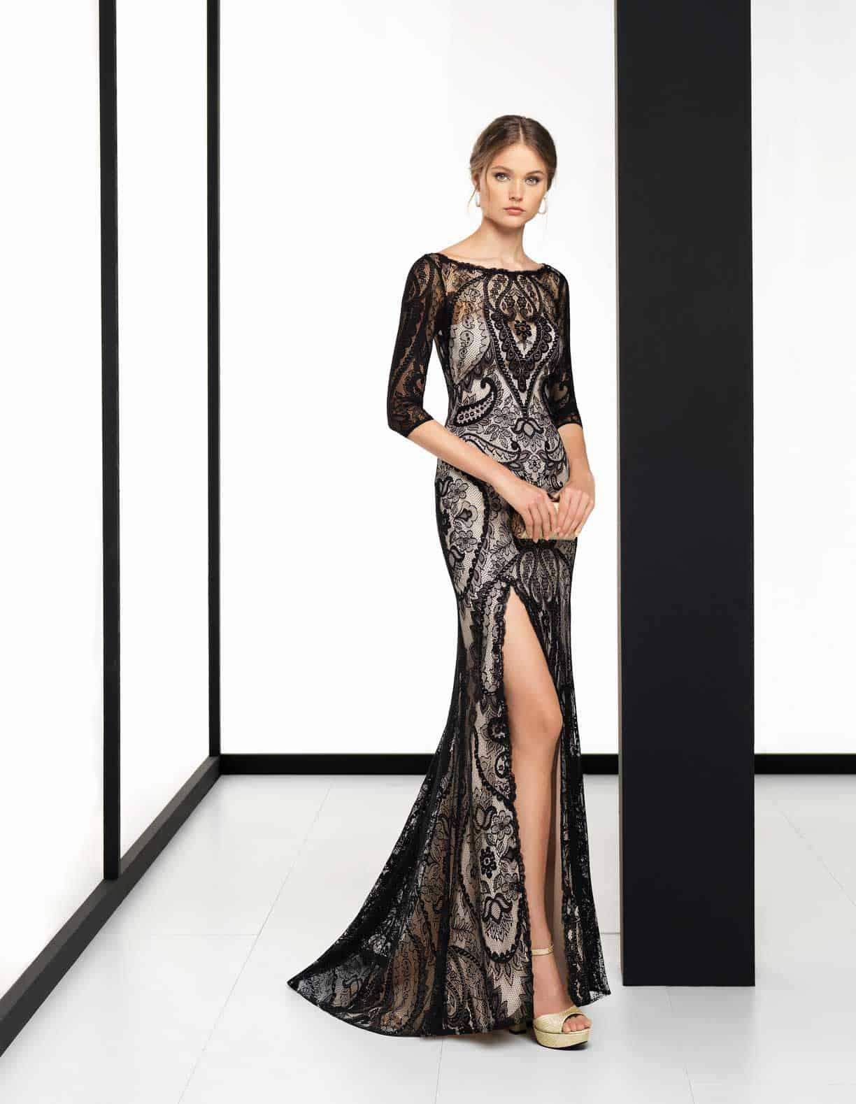 20 Kreativ Abendkleid Mit Beinschlitz StylishAbend Genial Abendkleid Mit Beinschlitz für 2019