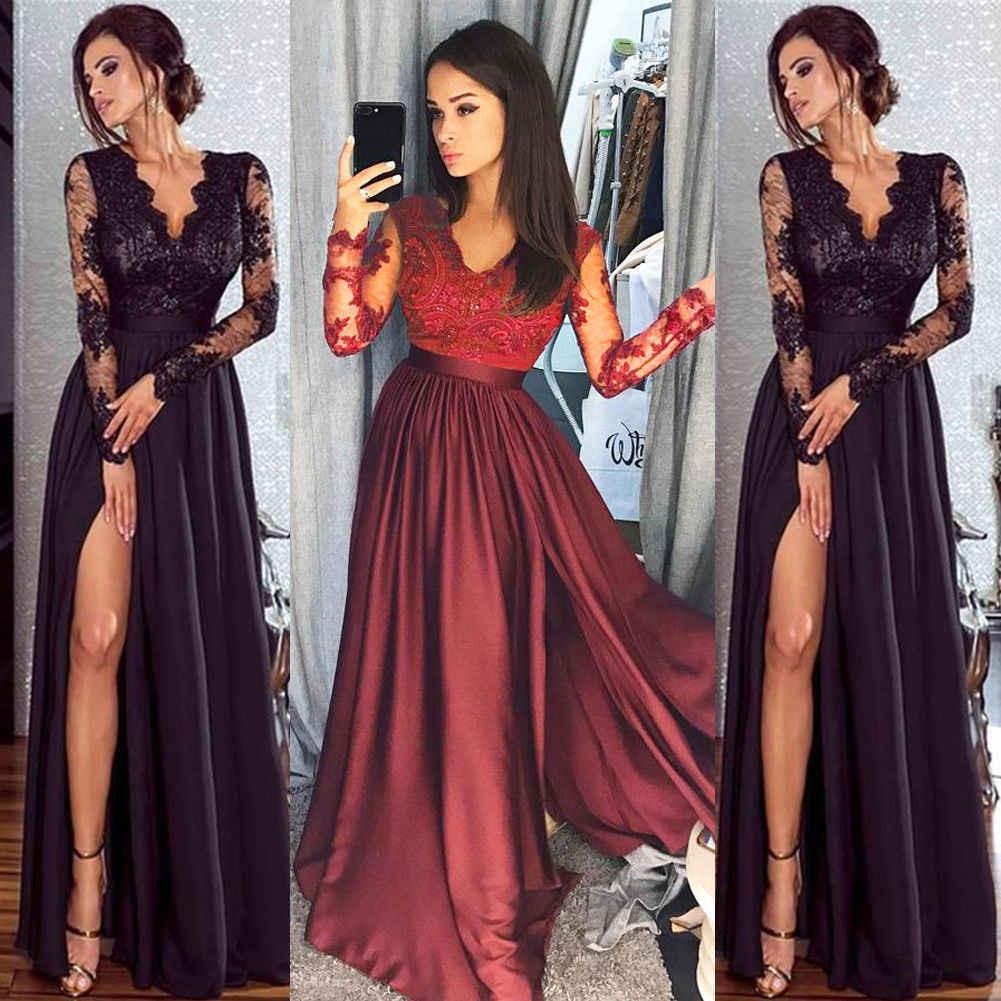 Designer Ausgezeichnet Abendkleider Xs Lang Spezialgebiet10 Top Abendkleider Xs Lang Design