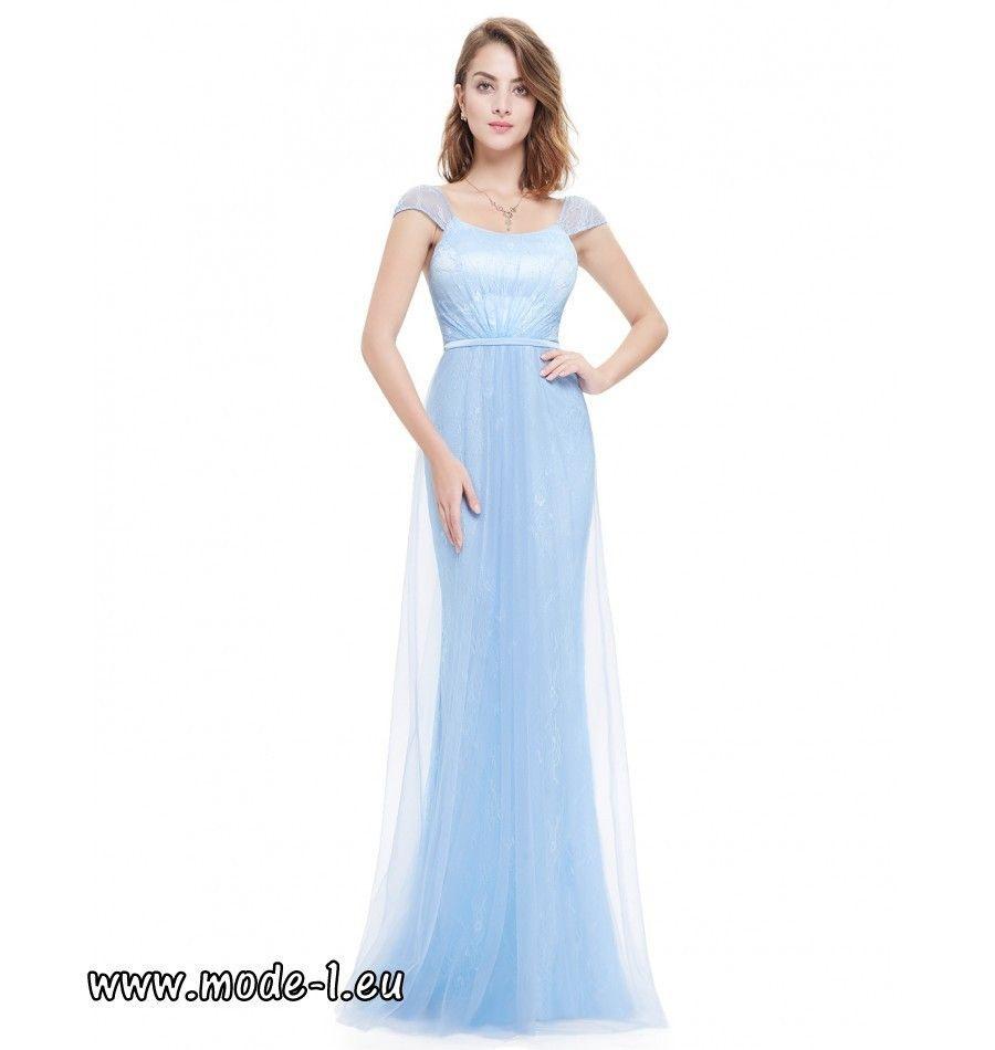 13 großartig kleid hellblau lang stylish - abendkleid