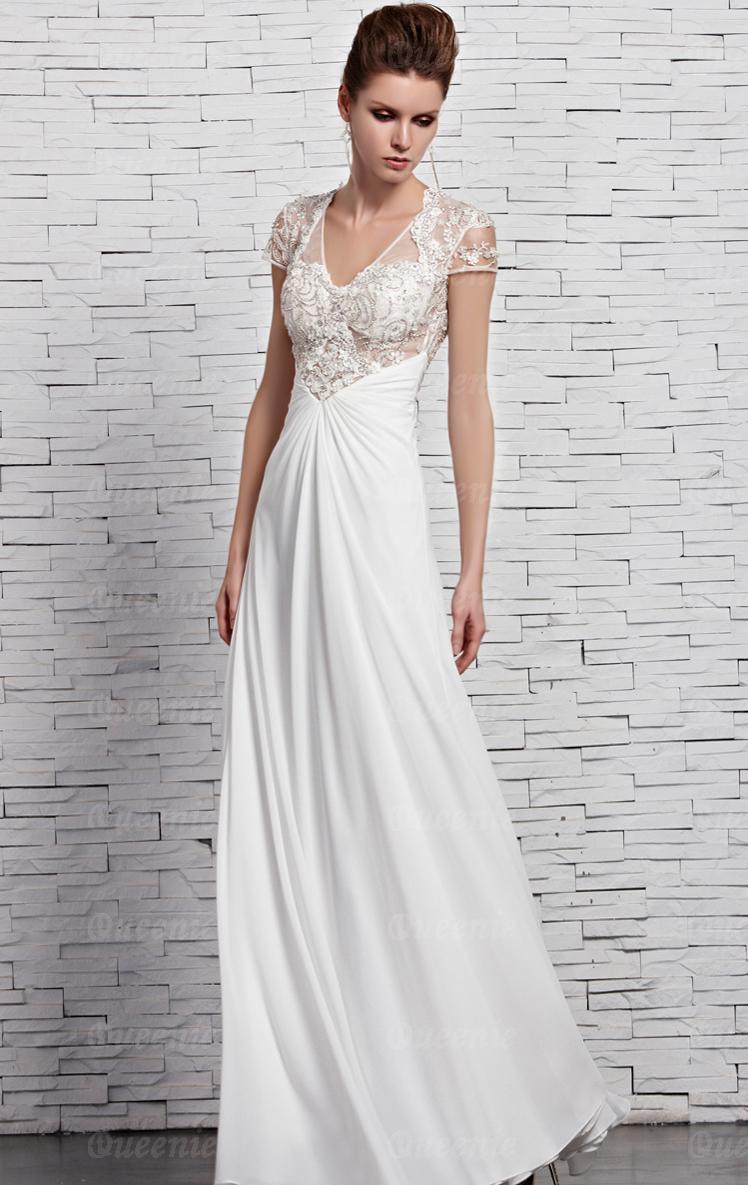 17 Großartig Weißes Abendkleid Lang Spezialgebiet20 Wunderbar Weißes Abendkleid Lang Stylish