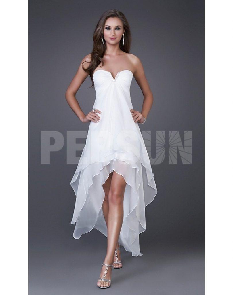 10 Schön Abendkleider Weiß ÄrmelFormal Schön Abendkleider Weiß Bester Preis
