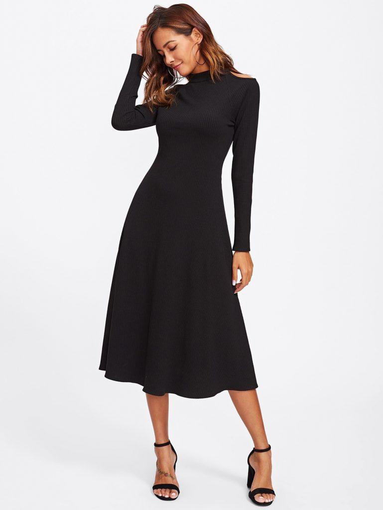 10 Schön Schwarzes Kleid Langarm Vertrieb20 Schön Schwarzes Kleid Langarm Boutique