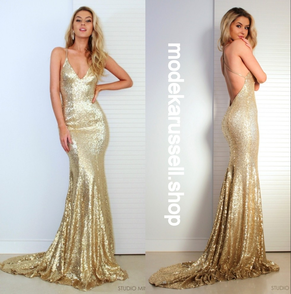Formal Top Goldenes Abendkleid Galerie20 Einfach Goldenes Abendkleid Bester Preis